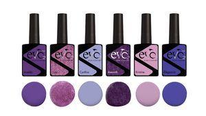 Colección Purples de EVO2.