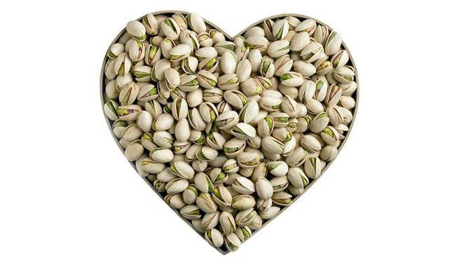 El consumo de pistachos podría reducir el riesgo de sufrir enfermedades cardíacas