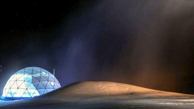 Dormir en un autentico iglú en Andorra