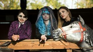 Halloween en Sendaviva, el miedo mas divertido