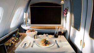 Emirates lanza sus propios canales de cocina y vino