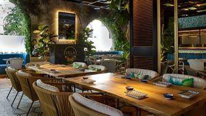 El Hotel Me London abre el restaurante Zela