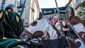 Alcalá celebrará la XX edición del Mercado Cervantino