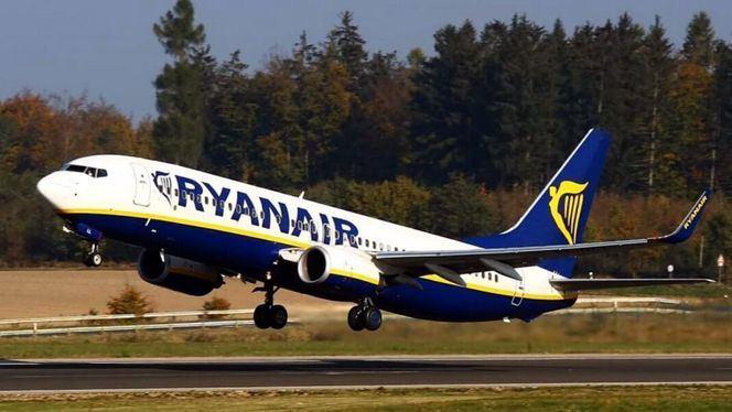 Nueva ruta entre Málaga y Nápoles de Ryanair