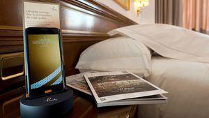 El revolucionario Smartphone Handy llega al Hotel Miguel Angel