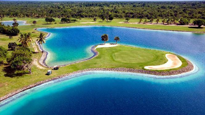 República dominicana, destino caribeño para jugar al golf