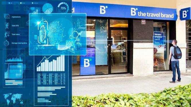 B The Travel Brand pone en marcha una campaña para desarrollar la agencia de viajes del futuro