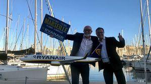 Ryanair lanza nueva ruta entre Alicante y Marsella