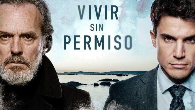 El Corte Inglés viste al actor Álex González en la serie Vivir Sin Permiso
