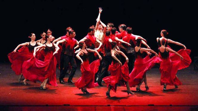El Ballet Nacional de España en Shanghái