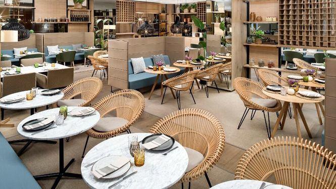 Clara Villalón colabora con el restaurante Arado en Madrid