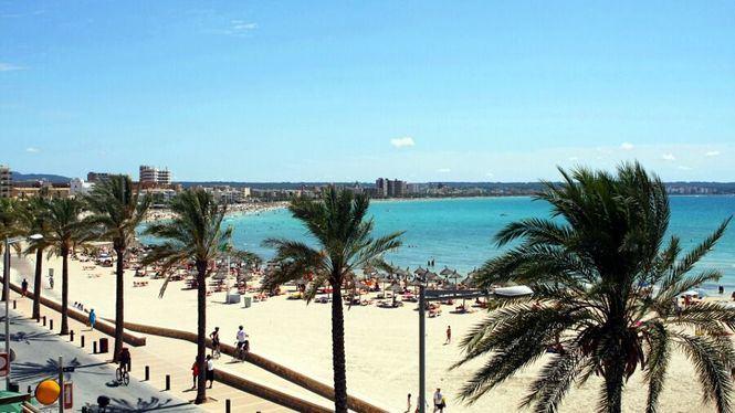 Palma, el destino español más reservado para el Puente del Pilar