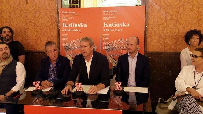 Katiuska abre la temporada 2018/19 en el Teatro de la Zarzuela