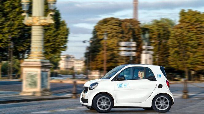 car2go anuncia que empezará a operar en la capital francesa a principios de 2019