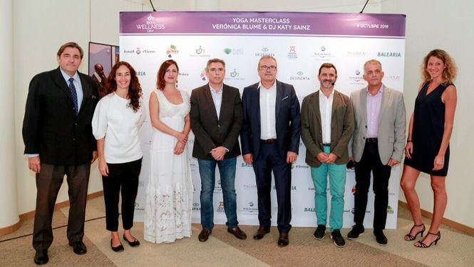 Ibiza celebra su primera edición del Wellness Day