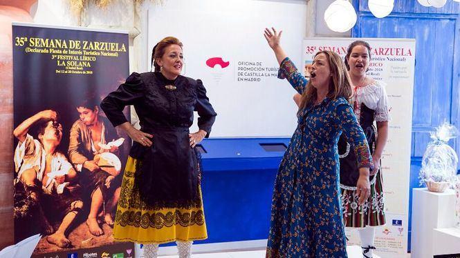 La Semana de la Zarzuela de la Solana, un reencuentro con sus raíces culturales