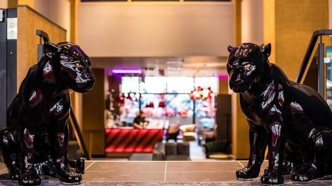 Fiesta de bienvenida al Hotel NYX Madrid