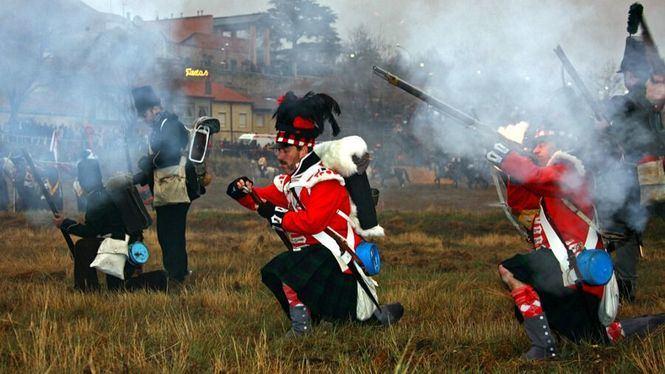Astorga rememora las guerras napoleónicas con la celebración de Tres Naciones