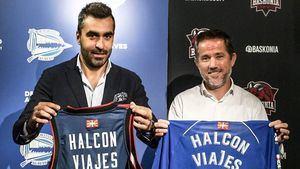 Halcón Viajes se convierte en la agencia oficial del club de baloncesto Baskonia