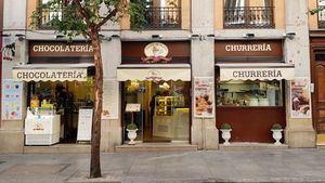 La churrería madrileña, Tacita de Plata, abre establecimiento en la Calle Mayor