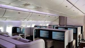 Saudia Airlines introduce un nuevo sistema de mensajería gratuito a bordo