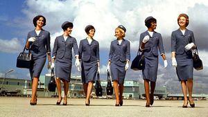 Los cambios en el transporte aéreo en los últimos cincuenta años