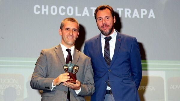 Trapa recibe el premio solidario once de Castilla y León 2018