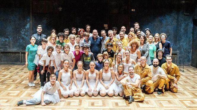 Jon Finn visita Madrid en el Primer Aniversario de Billy Elliot