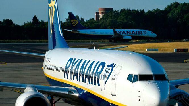Locura de mitad de semana, la nueva oferta de Ryanair