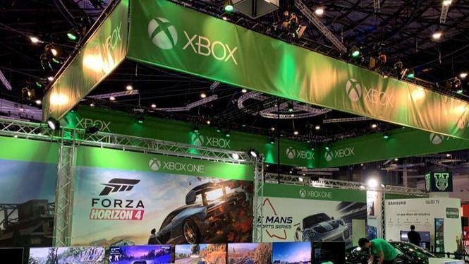 Xbox en la Madrid Games Week