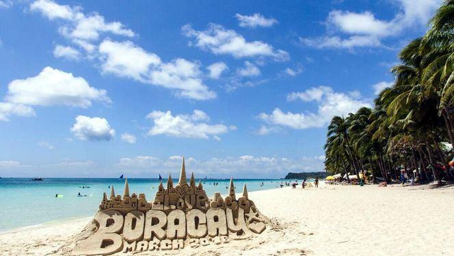 Boracay vuelve a recibir turistas tras seis meses de saneamiento medioambiental