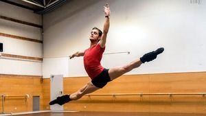 La Compañía Nacional de Danza estrena El Cascanueces en Pamplona