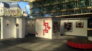 Iberia presenta en Paris la exposición Destination 131