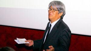 Sr Embajador Japon Masashi Mizukami (jurado presentador premio de honor)