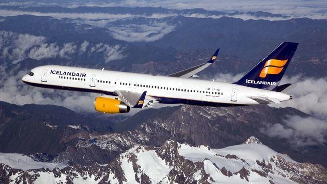 Nuevos vuelos directos España-Islandia de Icelandair