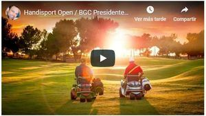Mallorca acogerá el primer torneo internacional de golf en silla de ruedas