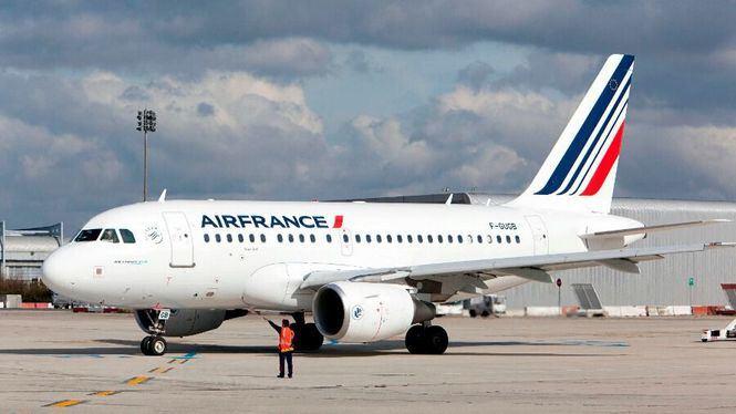 Aumento del 2,5% de la oferta de Air France-KLM este invierno