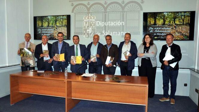 La Diputación de Salamanca invita a descubrir los 1.000 otoños que ofrece la provincia