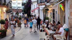 Marbella recibió en septiembre la mayor cifra de turistas de los últimos 14 años