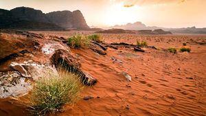 Deiserto de Wadi Rum
