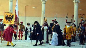 Una nueva recreacion historica llega a Medina del Campo