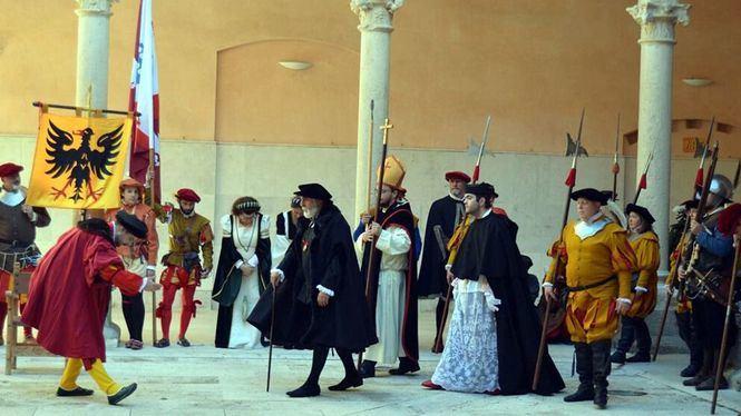 Encuentro de Profesionales y Organizadores de Recreaciones Histórica en Medina del Campo
