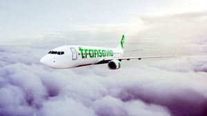 Transavia anuncia su nueva ruta entre Tenerife y Nantes