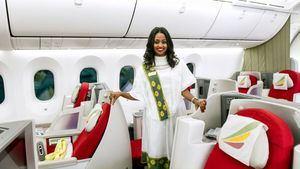 Ethiopian Airlines un referente para los viajes de negocios en África