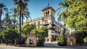 Hotel Alfonso XIII, símbolo del lujo y la elegancia sevillana
