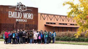 Ganadores del concurso Mi primera vendimia, de las bodegas Emilio Moro