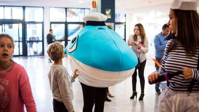 Primera serie infantil sobre medioambiente impulsada por un centro comercial