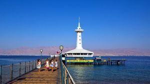 Eilat, en el sur de Israel, la ciudad del eterno verano
