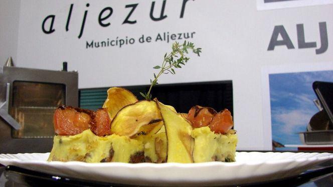 El Festival de la batata dulce de Aljezur en el Algarve