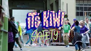 Nuevo vídeo de seguridad de Air New Zealand